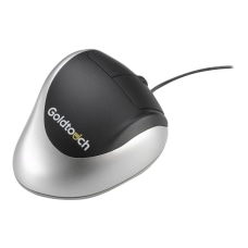 Goldtouch Ergonomic Optical USB Wired Mouse