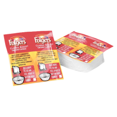 Folgers Classic Roast Coffee Vacket Single