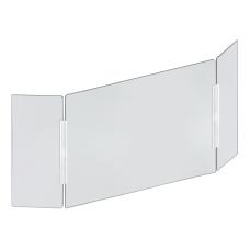 Azar Displays Cashier Shield 62 x