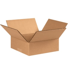 Office Depot Brand Flat Corrugated Boxes