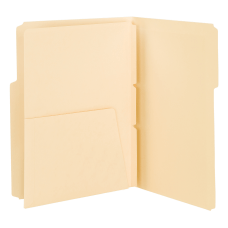 Smead Self Stick Folder Dividers With