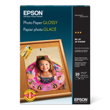 Epson Glossy Photo Paper Ledger Size