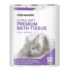 Highmark Ultra Soft 2 Ply Toilet