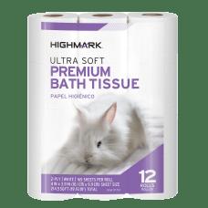 Highmark Ultra Soft 2 Ply Toilet
