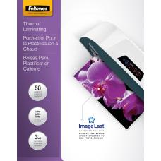 Fellowes ImageLast Laminating Pouches UV Protection