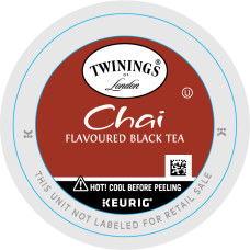 Twinings Chai Tea Single Serve K