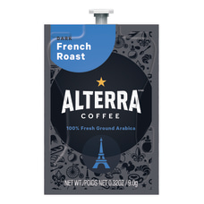 FLAVIA Coffee ALTERRA French Roast Single