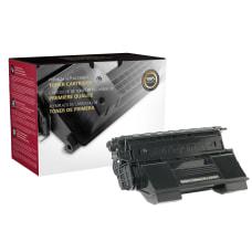 Clover Imaging Group CTGB6200 Remanufactured Black