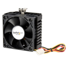 StarTechcom 65x60x45mm Socket 7370 CPU Cooler