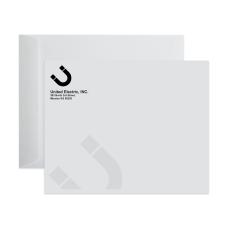 Custom Black Ink Open End Catalog