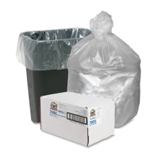 Genuine Joe 02 mil Trash Bags