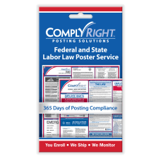 ComplyRight Federal And State Poster Service