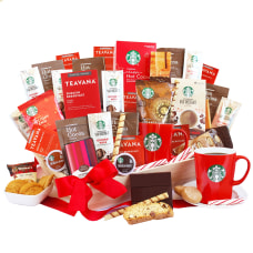 Givens Starbucks Super Spectacular Holiday Gift