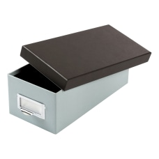 Oxford Index Card Storage Box 3