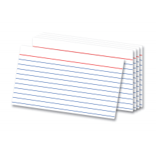 OfficeMax Heavyweight Index Cards 3 x