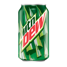 Mountain Dew 12 Oz Pack Of