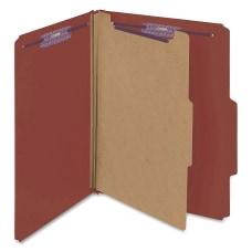 Smead Classification Folders Pressboard With SafeSHIELD
