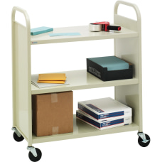 Bretford VF336 Combo Shelf Book Truck