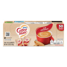 Nestle Coffee mate Powdered Creamer Singles