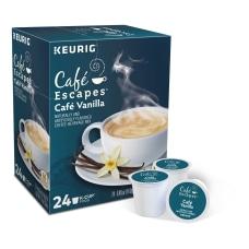 Cafe Escapes Cafe Vanilla Coffee Single