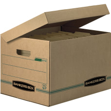 Bankers Box Systematic Storage Boxes Basic