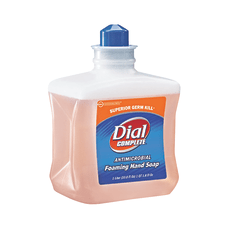 Dial Complete Foam Hand Soap Unscented