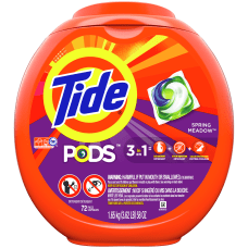 Tide Single Use Laundry Detergent Pods