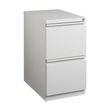 WorkPro 20 D Vertical 2 Drawer