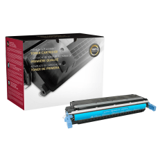 Clover Imaging Group OM06366 Remanufactured Cyan
