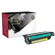 Clover Imaging Group OM05989 Remanufactured Yellow