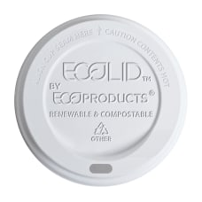 Eco Products EcoLid Hot Cup Lids