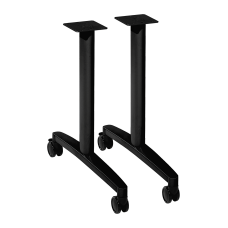 HON Huddle T Leg Table Base