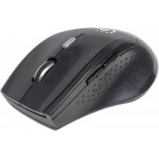 Manhattan Curve Wireless Optical Mouse Optical