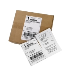 Avery Bulk Shipping Labels With Paper