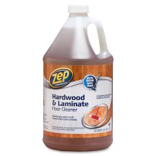Zep Hardwood Laminate Floor Cleaner Liquid