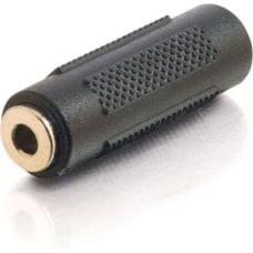 C2G 35mm FF Stereo Coupler Mini