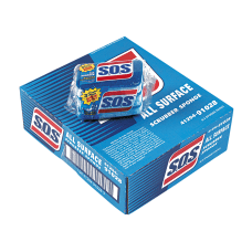SOS All Surface Scrubbing Sponge 3