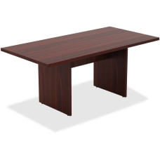 Lorell Chateau Series Rectangular Conference Table