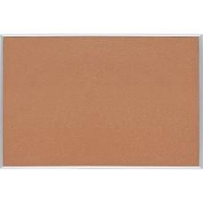 Lorell Basic Aluminum Frame Cork Board