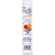 Crystal Light On The Go Fruit