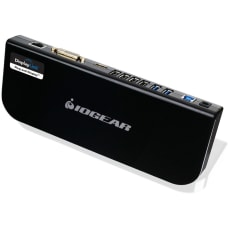 IOGEAR USB 30 Universal Docking Station