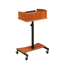 Oklahoma Sound Laptop Speaker Stand Cherry