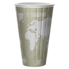 Eco Products World Art Insulated Hot