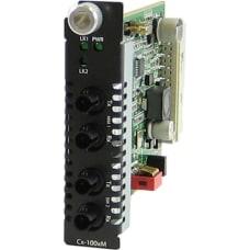 Perle C 1000MM S2ST10 Media Converter