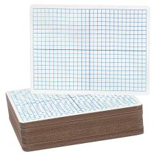 Flipside XY AxisPlain Unframed Dry Erase