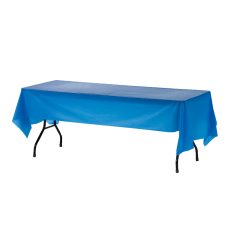 Table Mate Plastic Table Covers 54
