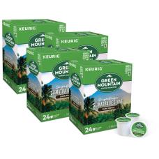 Green Mountain Coffee Sumatran Reserve Coffee