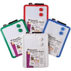 Charles Leonard Magnetic Dry Erase Whiteboards