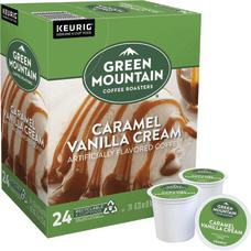Green Mountain Coffee Pods Caramel Vanilla