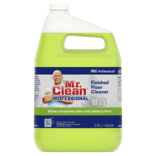 Mr Clean Floor Cleaner 1 Gallon